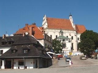 Kazimierz Dolny Old Town Market