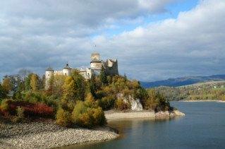 Dunajec castle