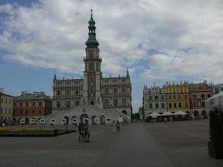 Zamosc - tour to Poland