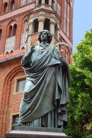 Nicolaus Copernicus in Torun