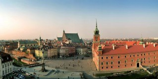 Warsaw Castle and Old Town - visit to Poland