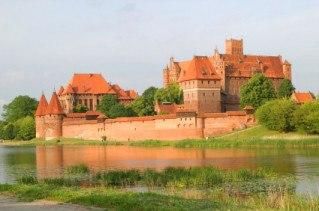 Malbork castle - visit to Poland