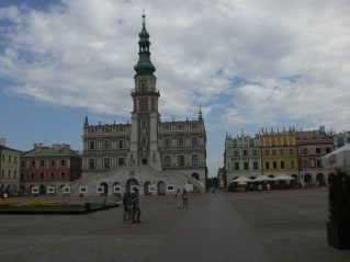 Zamosc - tour to Poland
